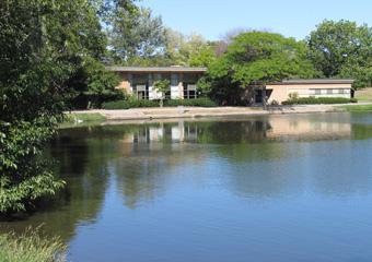 Gardner Room Wehr Nature Center